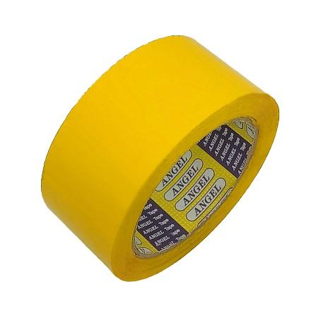 Băng keo màu vàng Angel 5F dán thùng (giá sỉ)