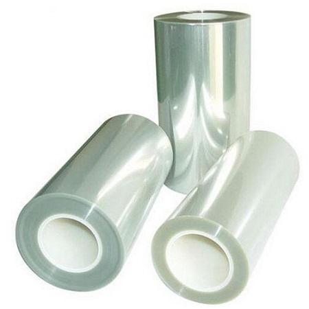 Decal nhựa trong suốt nguyên cuộn dùng trong in ấn (giá tốt 2021)