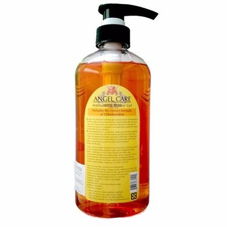 Sữa tắm kháng khuẩn Angel Care 1000ml giá sỉ